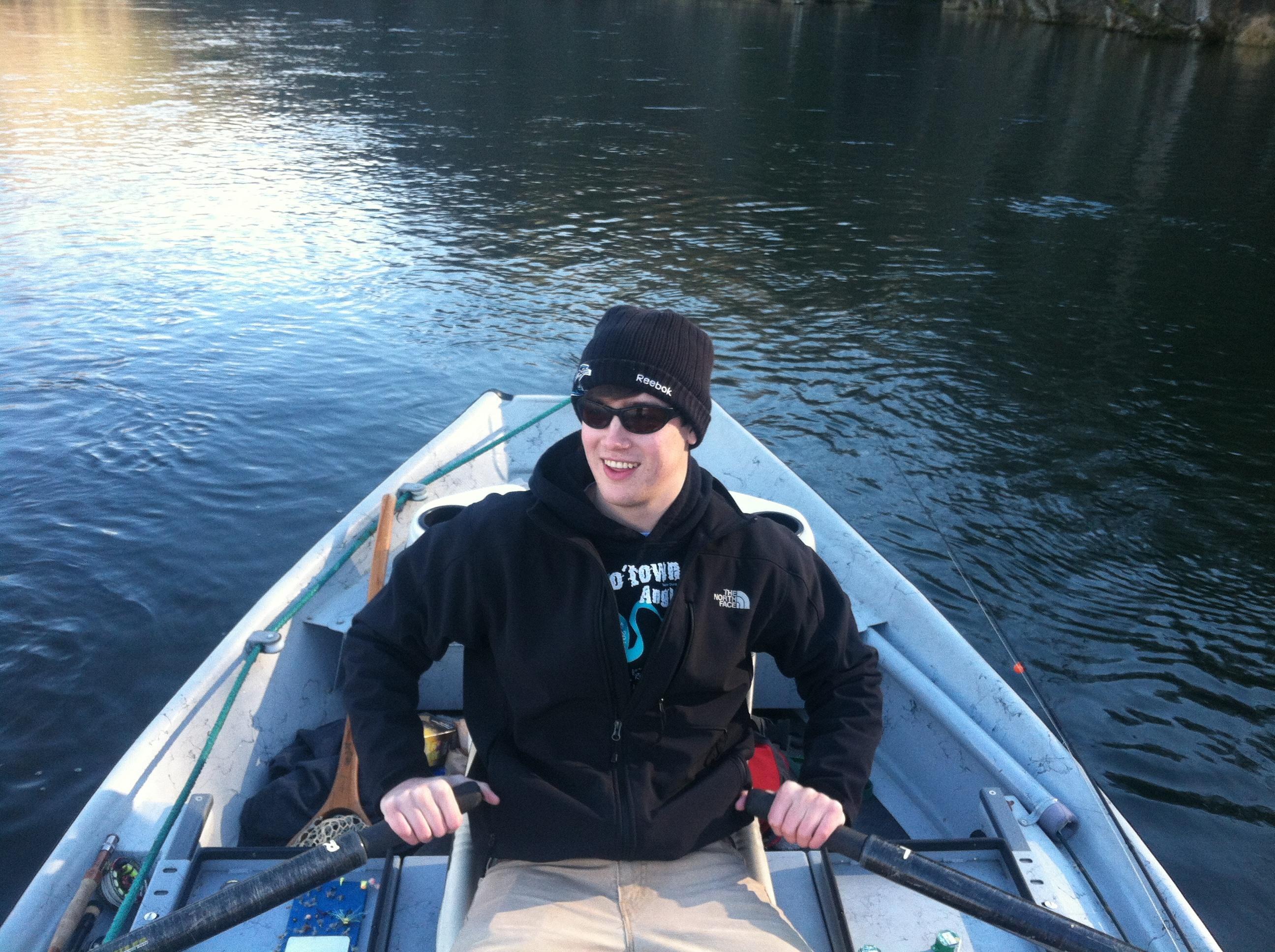 Float trips upper creek angler for Catawba river fishing